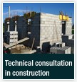 Technical consultation in building construction